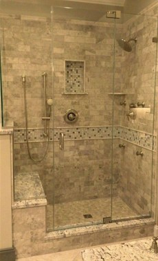 Elegant Stone Bathroom Design09
