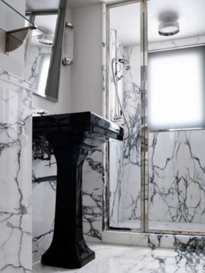 Elegant Stone Bathroom Design18