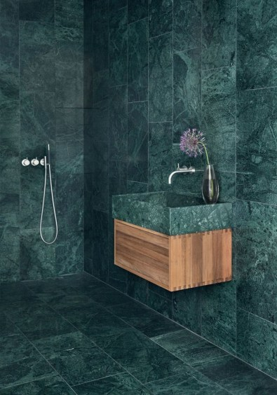 Elegant Stone Bathroom Design22