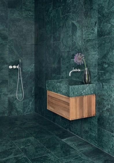 Elegant Stone Bathroom Design22