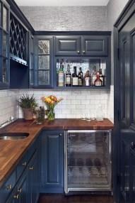 Lovely Blue Kitchen Ideas16