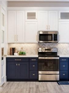 Lovely Blue Kitchen Ideas24