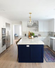 Lovely Blue Kitchen Ideas34