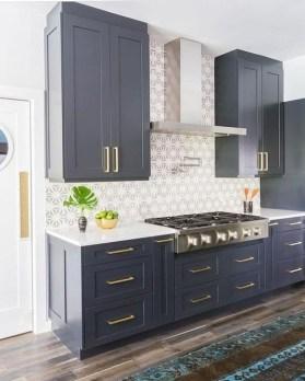 Lovely Blue Kitchen Ideas40