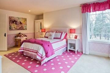 Lovely Girly Bedroom Design04