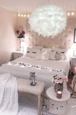 Lovely Girly Bedroom Design07