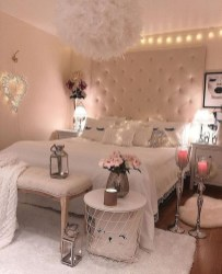 Lovely Girly Bedroom Design35