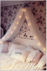 Lovely Girly Bedroom Design43