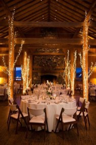 Lovely Winter Wedding Decoration04