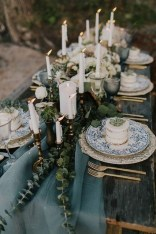Lovely Winter Wedding Decoration15