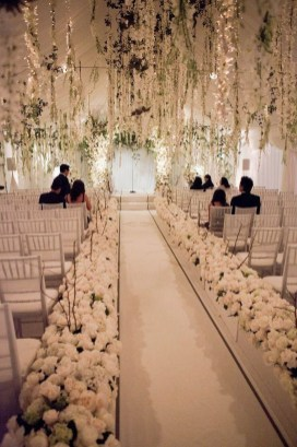 Lovely Winter Wedding Decoration28