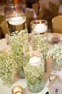 Lovely Winter Wedding Decoration31