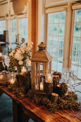 Lovely Winter Wedding Decoration36