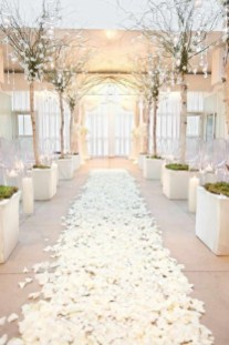 Lovely Winter Wedding Decoration41