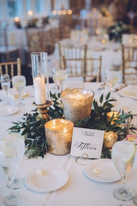 Lovely Winter Wedding Decoration47