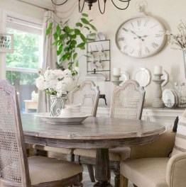 Marvelous French Country Dinning Room Table Design12