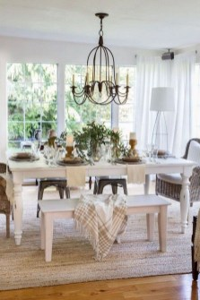 Marvelous French Country Dinning Room Table Design17