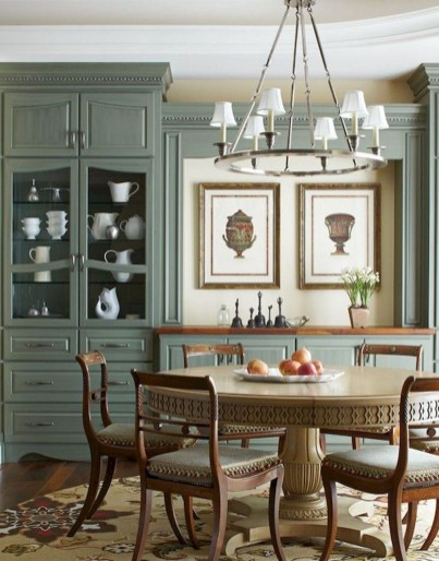 Marvelous French Country Dinning Room Table Design24