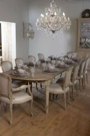 Marvelous French Country Dinning Room Table Design26