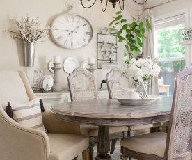 Marvelous French Country Dinning Room Table Design46