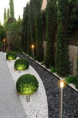 Marvelous Rock Stone For Your Frontyard07