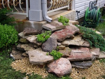 Marvelous Rock Stone For Your Frontyard34