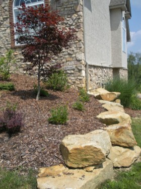 Marvelous Rock Stone For Your Frontyard41