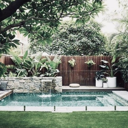 Marvelous Small Swimming Pool Ideas35