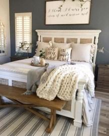 Modern Farmhouse Bedroom Ideas14