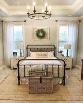Modern Farmhouse Bedroom Ideas35