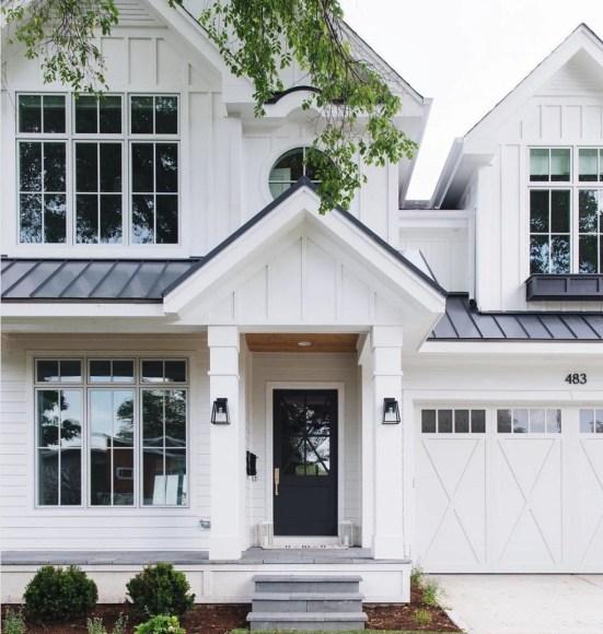 Modern Farmhouse Exterior Design14