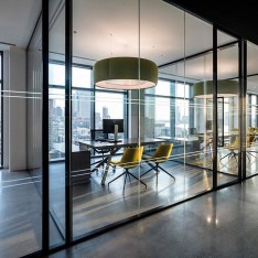 Modern Glass Wall Design08
