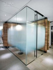Modern Glass Wall Design21