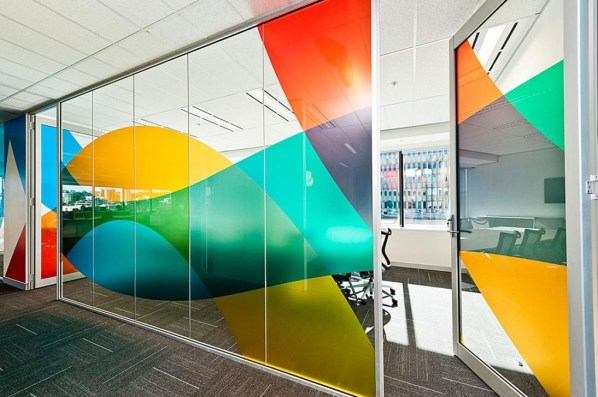 Modern Glass Wall Design25