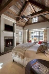 Modern White Farmhouse Bedroom Ideas13
