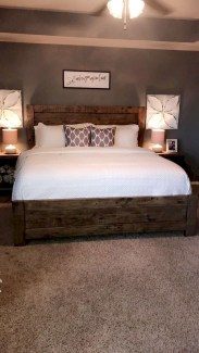 Modern White Farmhouse Bedroom Ideas22