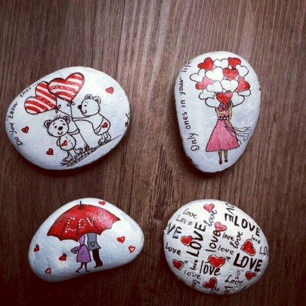 Smart Painted Rock Ideas06