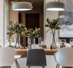 Stunning Plant For Your Dinning Room Ideas25
