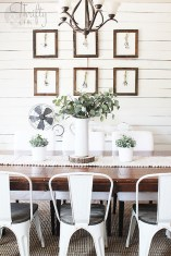 Stunning Plant For Your Dinning Room Ideas28
