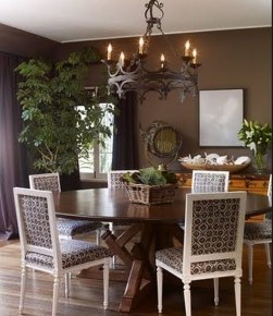 Stunning Plant For Your Dinning Room Ideas40