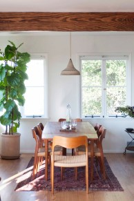 Stunning Plant For Your Dinning Room Ideas41
