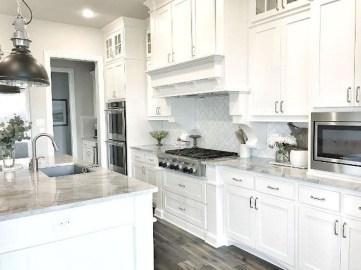 Stunning White Kitchen Ideas37