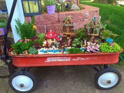 Beautiful Fairy Garden Ideas08