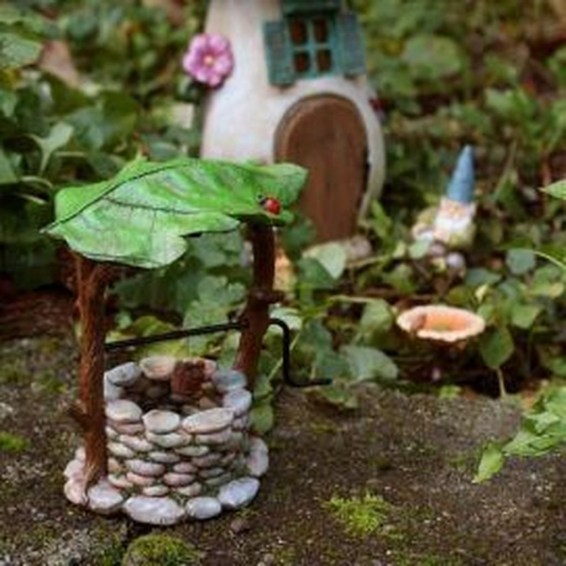 Beautiful Fairy Garden Ideas36