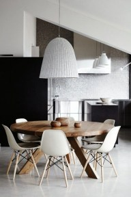 Best Modern Dining Room Decoration Ideas04