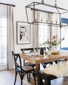 Best Modern Dining Room Decoration Ideas23