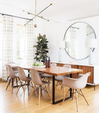 Best Modern Dining Room Decoration Ideas24