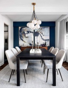 Best Modern Dining Room Decoration Ideas28