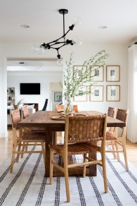 Best Modern Dining Room Decoration Ideas29