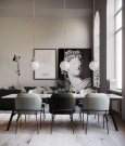Best Modern Dining Room Decoration Ideas30